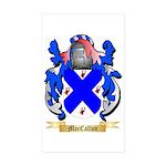MacCallun Sticker (Rectangle 50 pk)