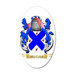 MacCallun 35x21 Oval Wall Decal