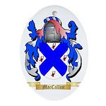 MacCallun Ornament (Oval)