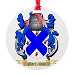 MacCallum Round Ornament