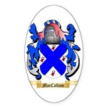MacCallum Sticker (Oval 10 pk)