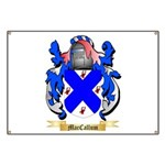 MacCallum Banner