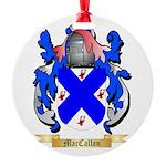 MacCallan Round Ornament