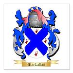 MacCallan Square Car Magnet 3