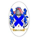 MacCallan Sticker (Oval 10 pk)