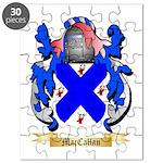 MacCallan Puzzle