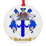 MacCall Round Ornament