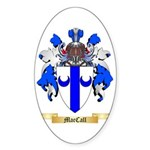 MacCall Sticker (Oval 10 pk)