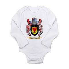 MacCalister Long Sleeve Infant Bodysuit