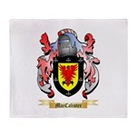 MacCalister Throw Blanket