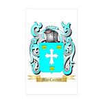 MacCairter Sticker (Rectangle 10 pk)