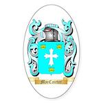 MacCairter Sticker (Oval)
