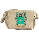 MacCairter Messenger Bag