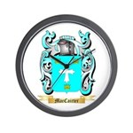 MacCairter Wall Clock