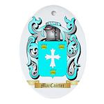 MacCairter Ornament (Oval)