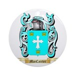 MacCairter Ornament (Round)