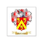 MacCairtair Square Sticker 3