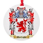 MacCaghy Round Ornament