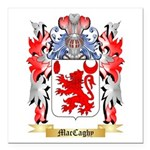 MacCaghy Square Car Magnet 3