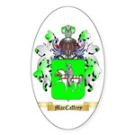 MacCaffrey Sticker (Oval 10 pk)