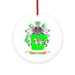 MacCaffrey Ornament (Round)