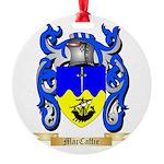 MacCaffie Round Ornament