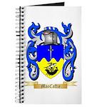 MacCaffie Journal