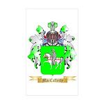 MacCafferty Sticker (Rectangle 50 pk)