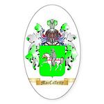 MacCafferty Sticker (Oval 50 pk)
