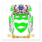 MacCabe Square Car Magnet 3