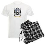 MacBurnie Men's Light Pajamas