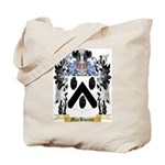 MacBurnie Tote Bag