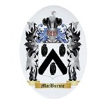 MacBurnie Ornament (Oval)