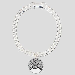 Abstract Tree Bracelet
