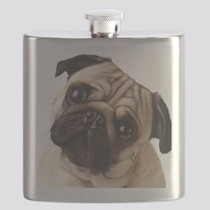 Curious Pug Flask