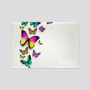 Colorful Butterfly Magnets