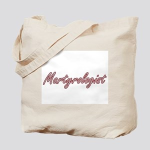 Martyrologist Artistic Job Design Tote Bag
