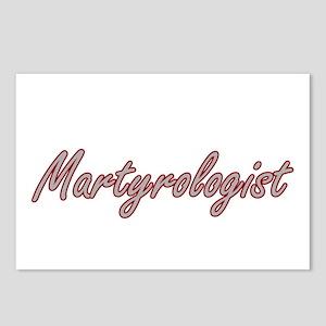 Martyrologist Artistic Jo Postcards (Package of 8)