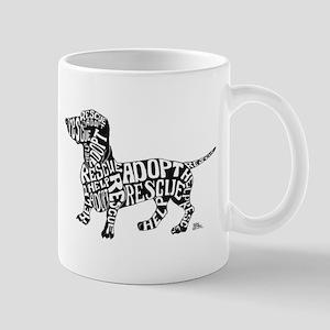 Help Adopt Rescue Mugs