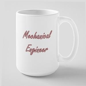 Mechanical Engineer Artistic Job Design Mugs
