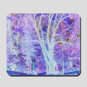 The Dancing Tree Mousepad
