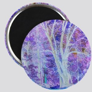 The Dancing Tree Magnet