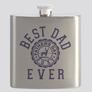 Best Dad Ever Flask