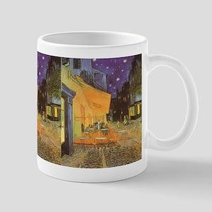 Cafe Terrace at Night by Van Gogh Mugs