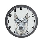 Australian Cattle Dog Wall Clock