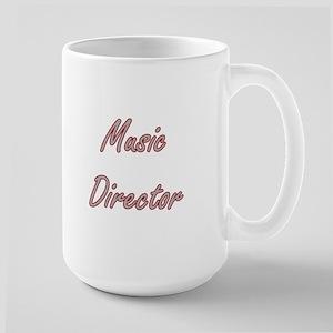 Music Director Artistic Job Design Mugs