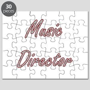 Music Director Artistic Job Design Puzzle