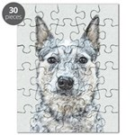 Australian Cattle Dog Puzzle