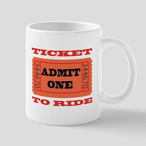 Ticket To Ride Mugs