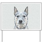 Australian Cattle Dog Yard Sign